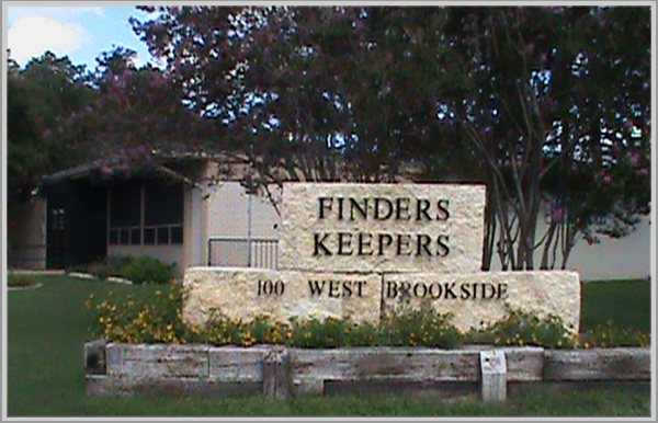 Finders Keepers Building
